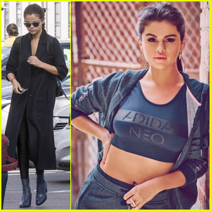 Selena Gomez' New adidas NEO Label Pics Are Here!