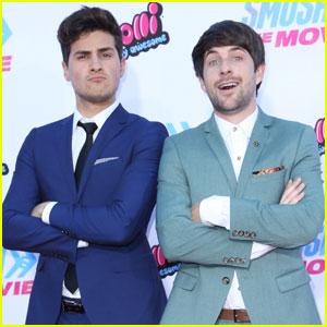 Social Media Stars Ian Hecox & Anthony Padilla Premiere 'Smosh: The Movie'!