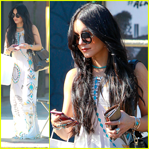 Vanessa Hudgens To Be Honored With Breakthrough Performer Award At Industry Dance Awards