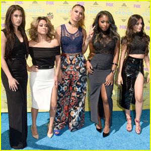 Fifth Harmony are Teen Choice Awards 2015 Winners!