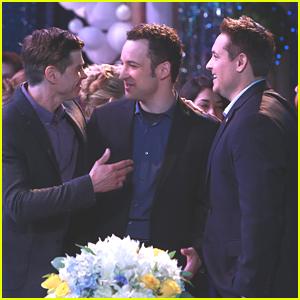 Eric & Jack Reunite! Matt Lawrence & Sheppard Guest Star On Tonight's 'Girl Meets World'