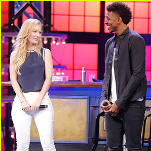 Iggy Azalea & Nick Young Battle It Out On 'Lip Sync Battle' - Watch Now!