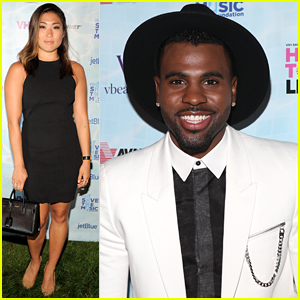 Jason Derulo Gives Back At Vh1's Save The Music Foundation Hamptons Live Benefit