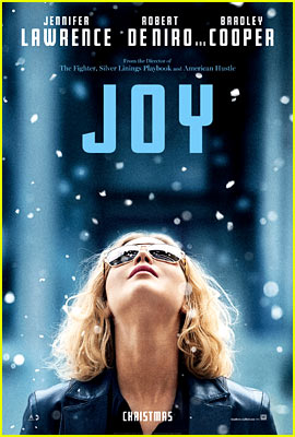 Jennifer Lawrence Looks Up to Find 'Joy' on New Poster!