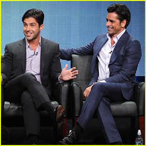 Josh Peck Talks 'Grandfathered' At TCA Panel Before Fox's All-Star Party