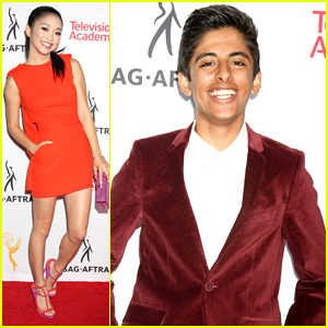 Karan Brar Hits Diversity Dinner After Getting His Driver's License