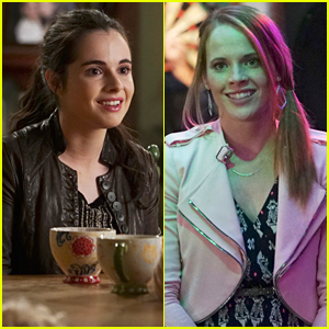 Vanessa Marano & Katie Leclerc Talk New Season Of 'Switched Of Birth' Ahead Of Premiere Tonight
