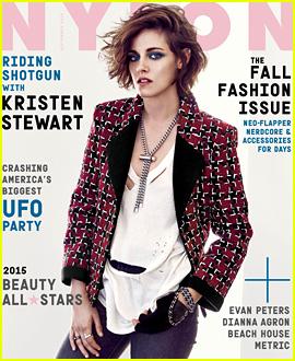 Kristen Stewart Talks Fame & Her Sexuality in 'Nylon'