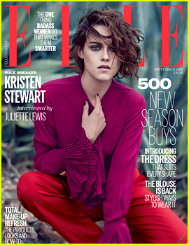 Kristen Stewart on Smiling: 'I Actually Smile A Lot!'