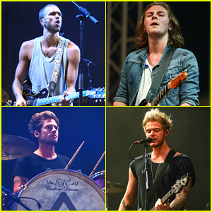 Lawson Play It Loud At V Festival 2015 At Hylands Park