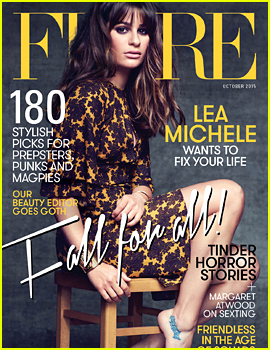 Lea Michele Opens Up About Falling in Love Again After Cory Monteith (Exclusive)
