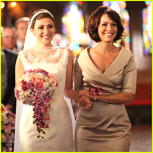 April & Leo Get Married On 'Chasing Life' TONIGHT!
