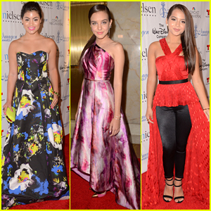 Bella & The Bulldogs' Lilimar Wins Best Young Actress At Imagen Awards 2015