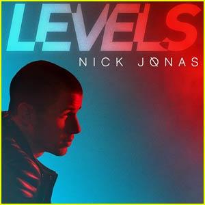 Nick Jonas Reveals 'Levels' Single Artwork!