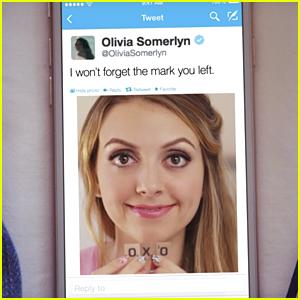 Olivia Somerlyn Recruits James Maslow, Nick Jonas, Meghan Trainor & More For 'O X O' Lyric Video