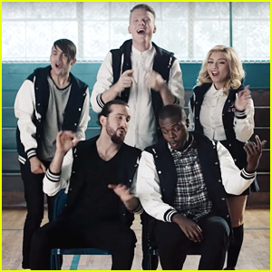 Pentatonix Go Back To School For OMI 'Cheerleader' Cover - Watch Now!