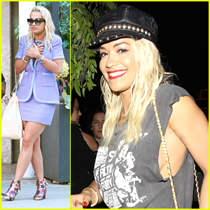 Rita Ora Announces New U.S. Tour Dates - See Them Here!