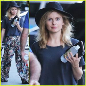 Rose McIver's Liv Finds a New BFF on 'iZombie' Season Two