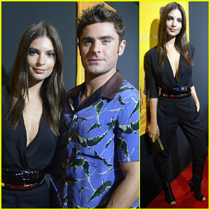 Zac Efron Goes Casual for 'We Are Your Friends' Miami Screening