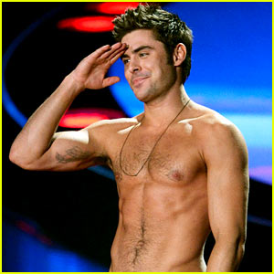 Zac Efron Starring in the 'Baywatch' Movie is Perfect Casting!
