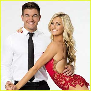 Alek Skarlatos & Lindsay Arnold 'Don't Stop Believin' On 'DWTS' - Watch Their Jazz Now!