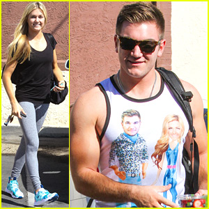 Alek Skarlatos Called Up DWTS Season 20 Finalist Noah Galloway For Advice On The Show