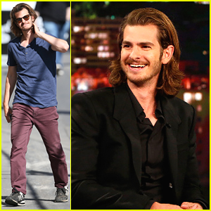 Andrew Garfield Once Worked At Starbucks In England