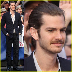 Andrew Garfield Opens Up About Playing a Dad