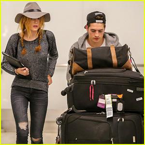 Bella Thorne Celebrates Yom Kippur With Boyfriend Gregg Sulkin