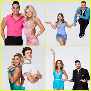 Bindi Irwin, Hayes Grier, the PenaVegas, & More Get 'Dancing With the Stars' Portraits!