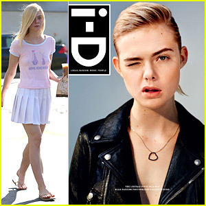 Elle Fanning Wants To Work With Sister Dakota In Movies Again - But Not As Sisters