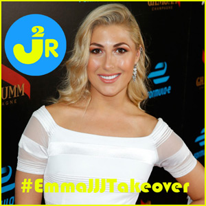 'Dancing With the Stars' Pro Emma Slater is Taking Over JJJ Tomorrow!