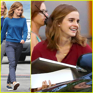 Emma Watson Was Bummed She Couldn't Be At 'Colonia' TIFF Premiere
