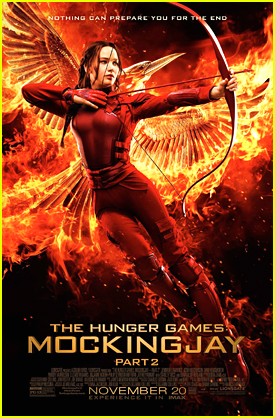 Jennifer Lawrence Debuts The Final Poster For 'Mockingjay Part 2' - See It Here!