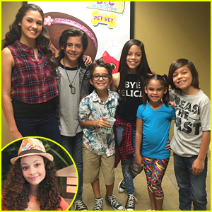 Jane The Virgin's Jenna Ortega & Dog With A Blog's Kayla Maisonet Lead Disney Channel's 'Stuck In The Middle'