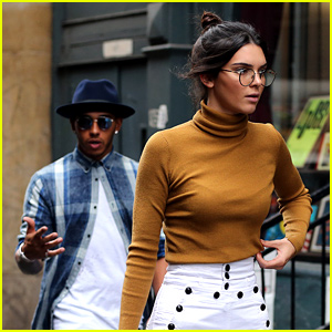 Kendall Jenner & Lewis Hamilton Step Out in NYC