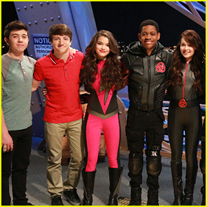 Lab Rats & Mighty Med Merge Into A New Show - 'Lab Rats: