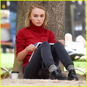 Lily-Rose Depp Takes Paris with Miley Cyrus' Rumored Girlfriend Stella Maxwell