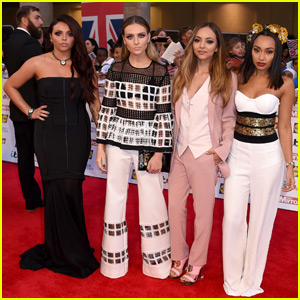 Little Mix Lights Up Pride of Britain Awards 2015 With Rupert Grint & Pixie Lott