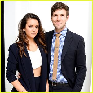Nina Dobrev & Boyfriend Austin Stowell Are a Picture Perfect Couple!