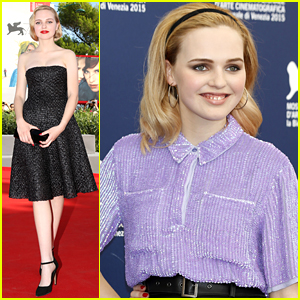 Aussie Actress Odessa Young Is 'Looking For Grace' In Venice