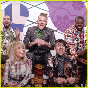 Pentatonix Debut 'Can't Sleep L