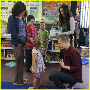 Bay Helps Toby Connect To Special Needs Kids In 'Switched At Birth' Tonight