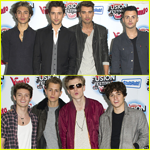Union J Plays Fusion Festival With The Vamps After 'We Are The Hambletts' Announcement
