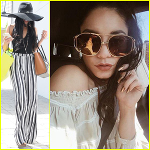 Vanessa Hudgens is One Stylish Shopper!