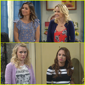 Josie Loren Guest Stars On 'Young & Hungry' This Week - Watch An Exclusive Clip!
