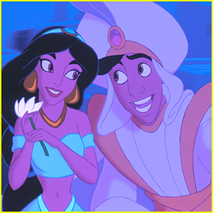 Princess Jasmine & Aladdin Sing 'A Whole New World' Again On 'Good Morning America' - Watch Now!