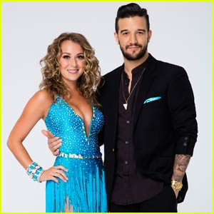 Alexa PenaVega & Mark Ballas Foxtrot for 'DWTS' - Watch Now!