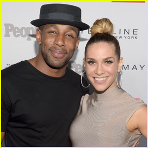 'DWTS' Pro Allison Holker & Hubby Stephen 'tWitch' Boss Are Expecting!
