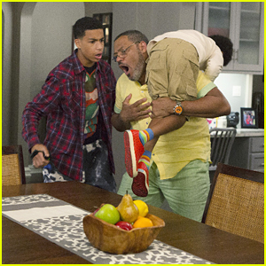 Zoey & Jack Call Dibs Over Pops' Hat On 'black-ish' Tonight
